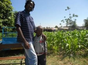 Zimbabwe - Lance e Ober Nkomo